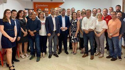 Ciudadanos de Baleares se abre a cerrar pactos con PP y PSOE