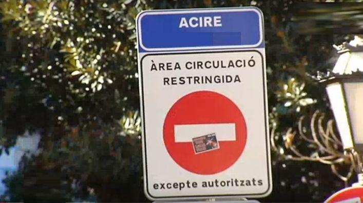 El 72 por ciento de los españoles favorables a restringir el tráfico en el centro de las ciudades