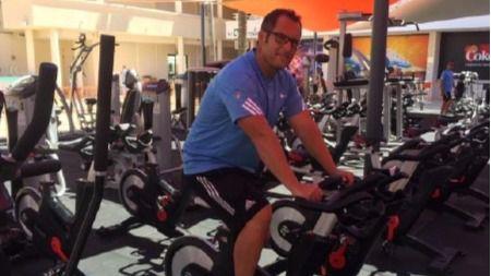 """""""Es un privilegio entrenar en el gimnasio abierto más grande del mundo"""