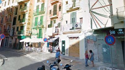 Una de las calles con mayor número de Palma
