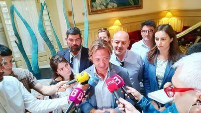 """Vox critica que Cs """"rechace negociar"""" con ellos en pueblos """"donde podrían desalojar a partidos separatistas"""""""