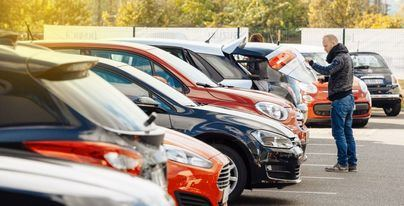 El mercado de vehículos usados cae un 2,4 por ciento en Baleares