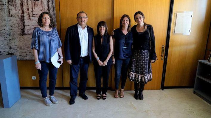 Calvià refuerza su compromiso social con Unicef y Treball Solidari