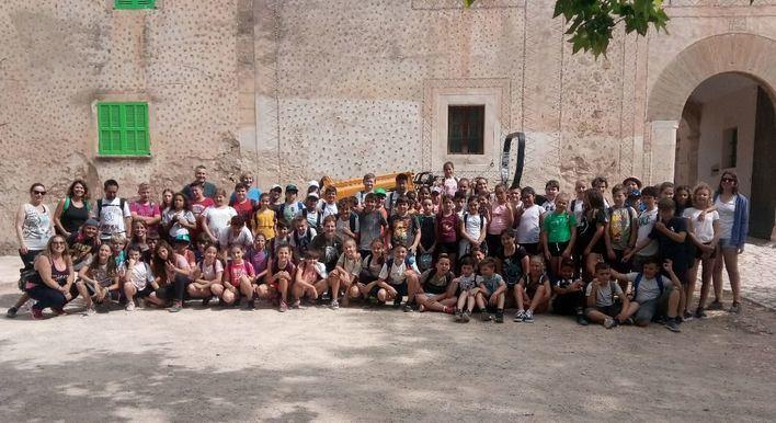 Calvià celebra un foro escolar con motivo del Día Mundial del Medio Ambiente