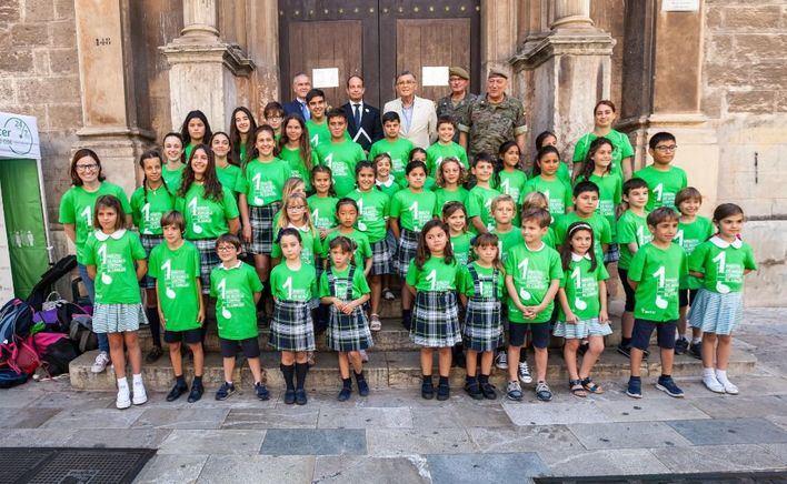 La AECC moviliza 200 voluntarios en Palma para celebrar su Día de la Cuestación