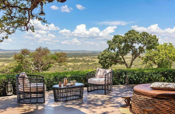 Meliá Serengeti Lodge elegido Mejor Resort Internacional en los Premios Condé Nast Traveler 2019