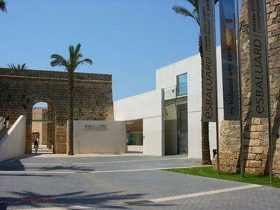 El museo de Es Baluard de Palma cerró 2018 con un déficit de 6.699 euros