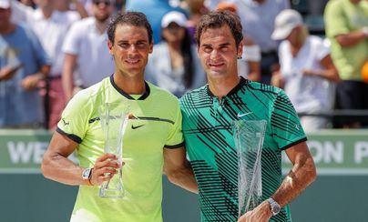 Rafa Nadal se reencuentra con Federer en París en busca de su duodécima final