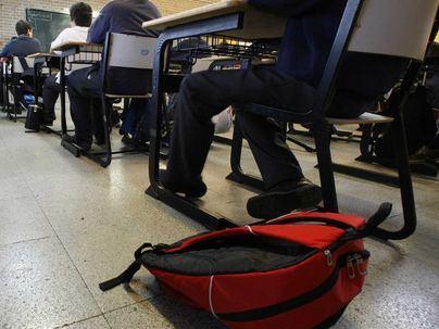 El número de víctimas de acoso escolar baja un 38'5 por ciento y el de agresores un 45'7 por ciento