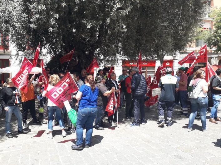 Parques y Jardines de Cort decide aplazar la huelga indefinida