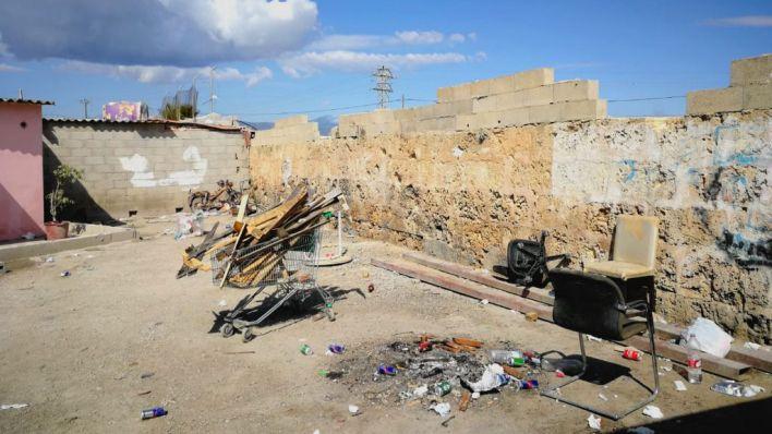 Cort ahorra 20.000 euros en luz de Son Banya desde que inició el desalojo