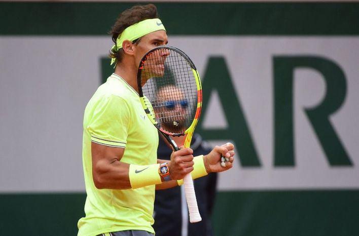 Nadal supera a Federer y se planta en otra final de Roland Garros