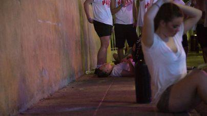 Trágico arranque de precipitados en diez días: un turista muerto y cinco heridos