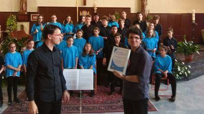 La Escolanía de Lluc acredita a la escuela de música Phi como centro colaborador