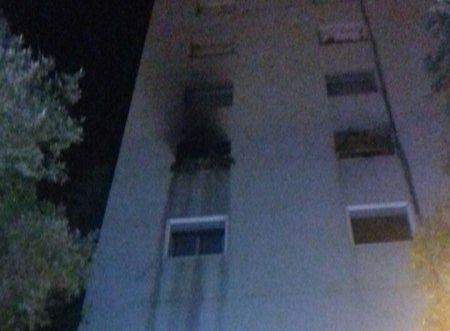 Fallece un hombre tras tirarse desde su piso intentando escapar de un incendio