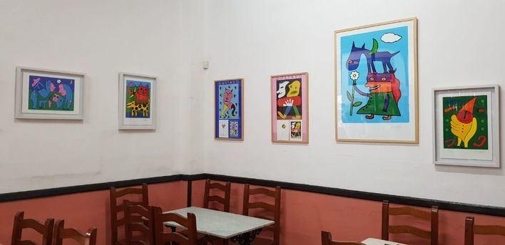 Capdepera acoge la exposición 'Aprovechando los clavos' de Gustavo