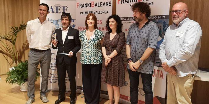 Eroski, premiada en la primera Feria de franquicias de Baleares