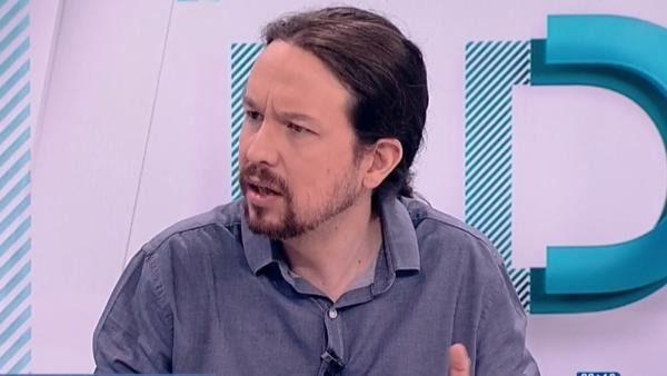 Pablo Iglesias plantea que Podemos asuma Hacienda o Trabajo en el nuevo gobierno de Pedro Sánchez