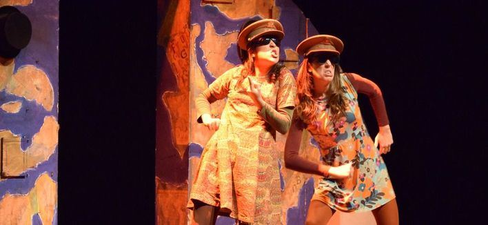 El Teatre del Mar reúne a todas las actrices de 'Hannah dels tres països'