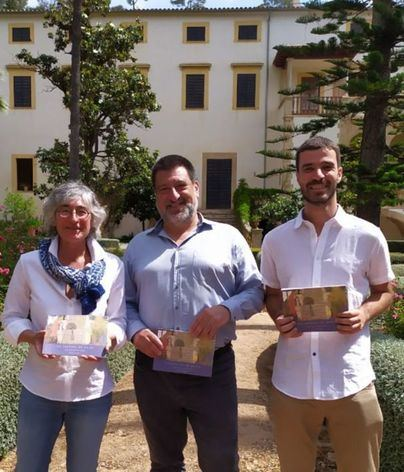 Los jardines de Raixa, protagonistas de una guía histórico-artística
