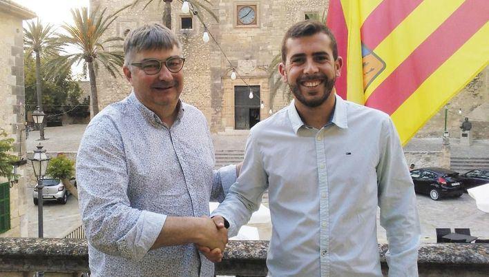 Verger repetirá como alcalde de Montuïri tras el acuerdo de gobernabilidad de Més y PSIB