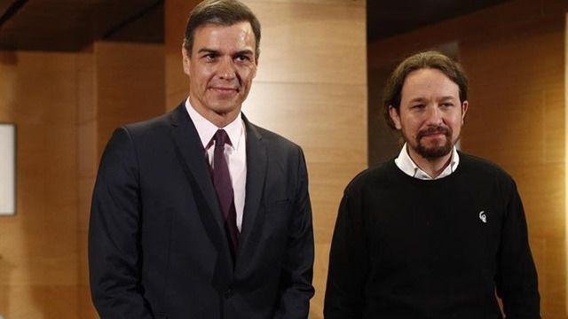 Sánchez ofrece a Iglesias negociar 'un gobierno de cooperación' con Podemos