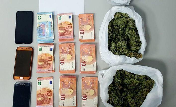Tres detenidos en Son Gotleu por tráfico de drogas