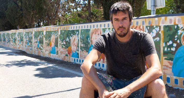 Marratxí apuesta por el arte mural para embellecer el entorno urbano