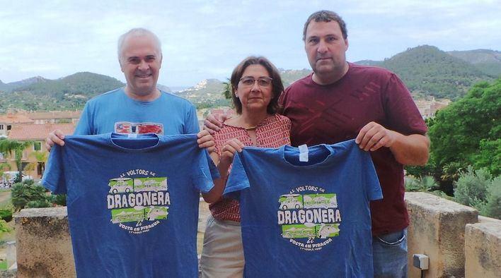 Andratx celebra la XXVII Vuelta a La Dragonera en Piragua
