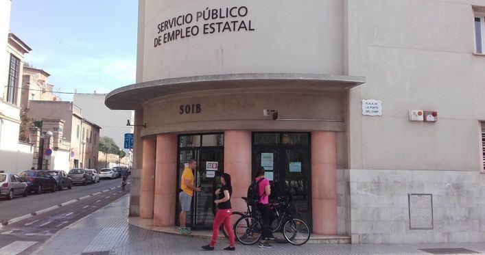 El paro baja en Palma un 6,69 por ciento