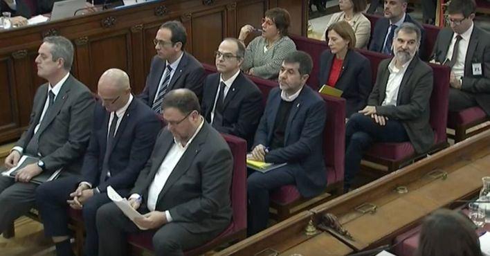El juicio al 'procés' queda visto para sentencia