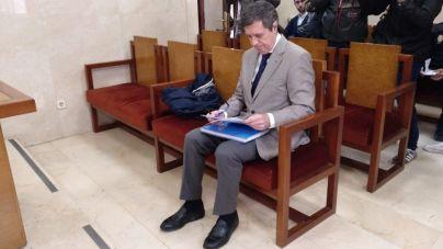 Fiscalía mantiene la pena de un año de prisión y 31,6 millones de multa para Matas por 'Son Espases'