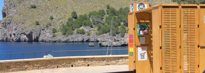 Las playas de Muro, Sa Calobra y Cala Millor instalan puntos de salud para proteger la piel y el corazón