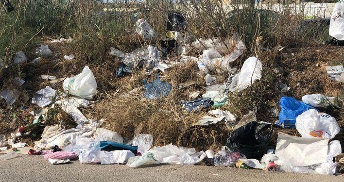 ASIMA exige a Cort el cierre del mercadillo de Son Fuster por la basura que acumula