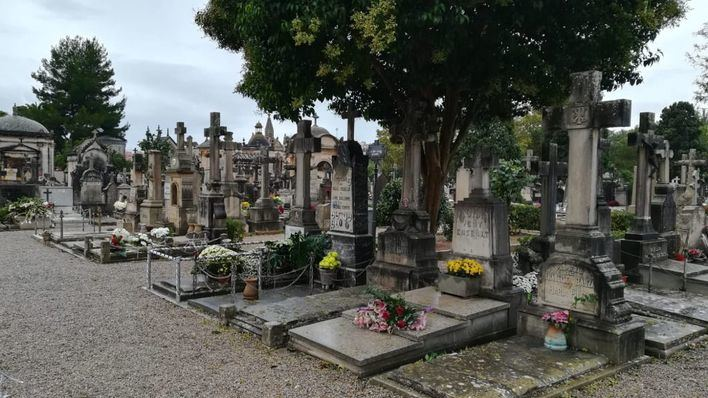 Morir en Palma cuesta 2.300 euros