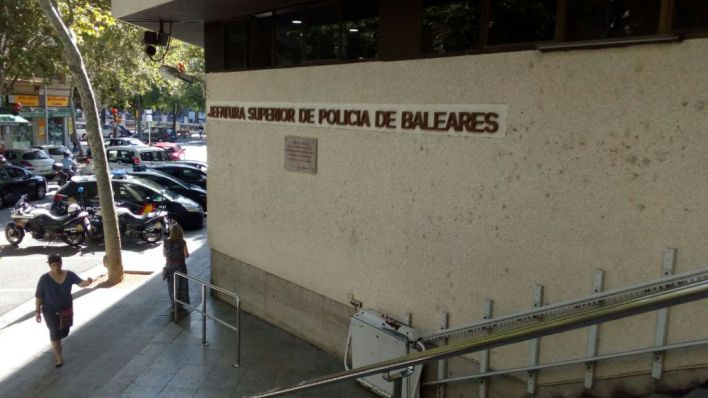 Detenido en Palma un prófugo alemán por apuñalar a un hombre con palos de esquí