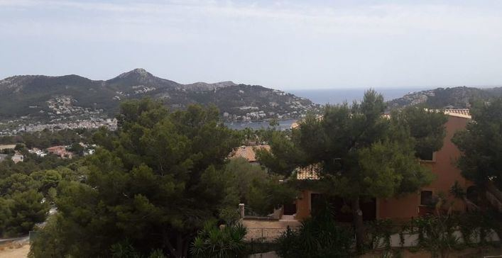 Suben las temperaturas en un viernes nuboso en Baleares