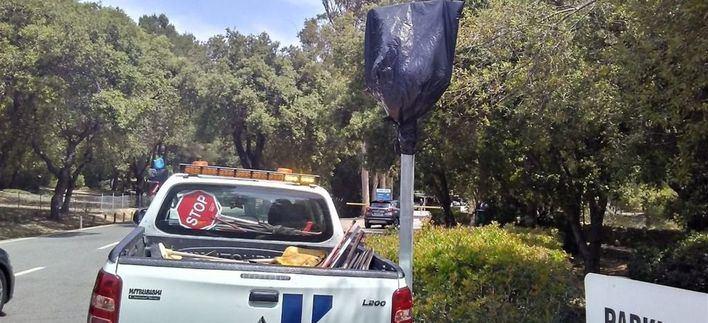 Comienzan dos meses de restricciones de circulación en la carretera de Formentor