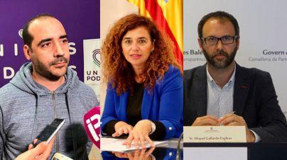 Més interrumpe las negociaciones tras rechazar el PSIB que gestione tres consellerias