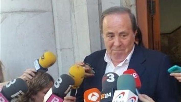 Rodríguez, condenado a tres años y medio de cárcel por el caso Over