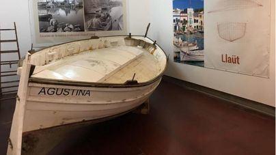 Tres embarcaciones tradicionales arriban al Museo Marítimo