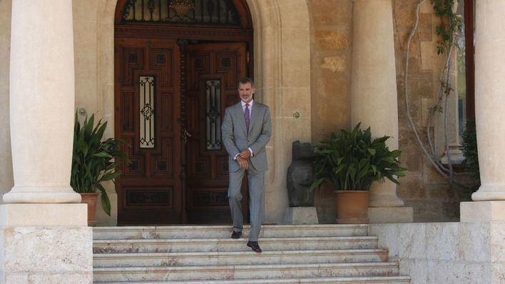 Baleares es una de las comunidades más visitadas por Felipe VI