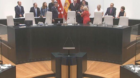Almeida, alcalde de Madrid con el apoyo de Cs y Vox