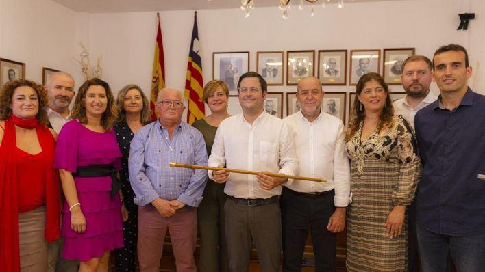 El socialista Miquel Cabot, investido alcalde de Marratxí