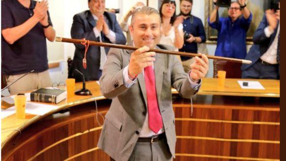 El socialista Virgilio Moreno es proclamado alcalde de Inca