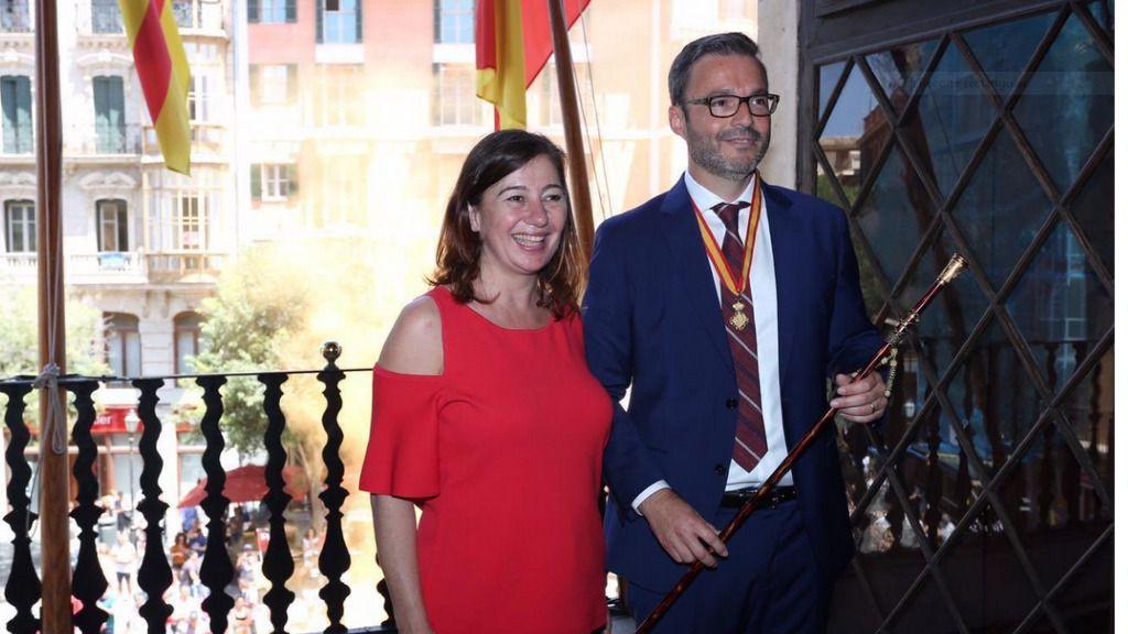 José Hila: 'En Palma cabemos todos, seré el alcalde de todo el mundo'