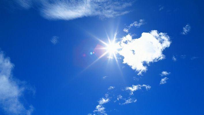 La semana se despide con temperaturas en descenso y cielos poco nubosos