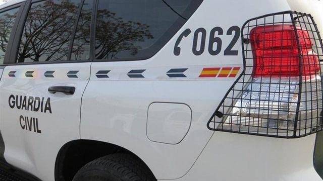 Dos heridos graves tras una colisión frontal en s'Aranjassa