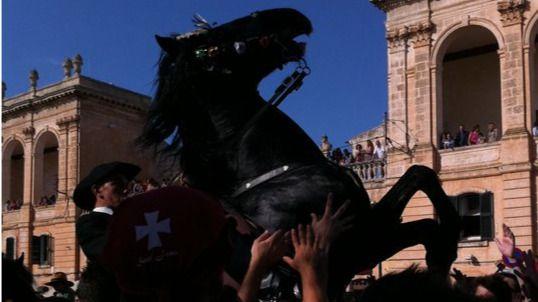 El 'Dia des Be' da inicio a las fiestas de Sant Joan en Ciutadella