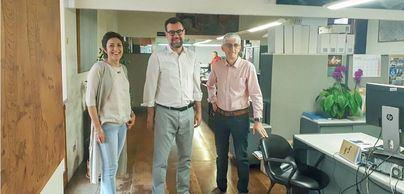 Noguera, Truyol y Carrió se incorporan a sus áreas de gestión en Cort